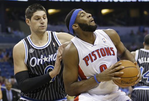 Oladipo spurs Magic to 112-98 win over Pistons