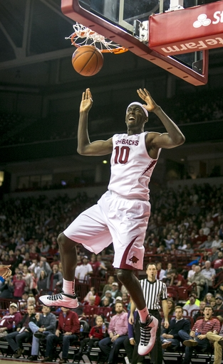 Portis assuming lead role for Arkansas