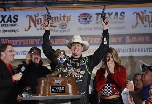 Duck Commander now NASCAR title sponsor at Texas