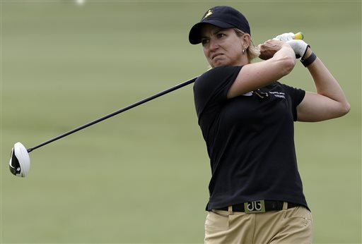 Webb disqualified at Australian Ladies Masters