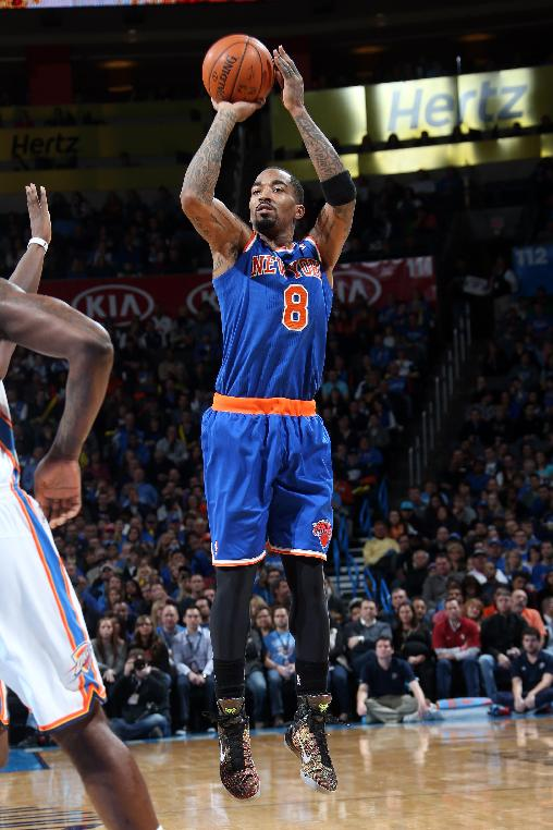 Knicks' Smith sit out against Kings