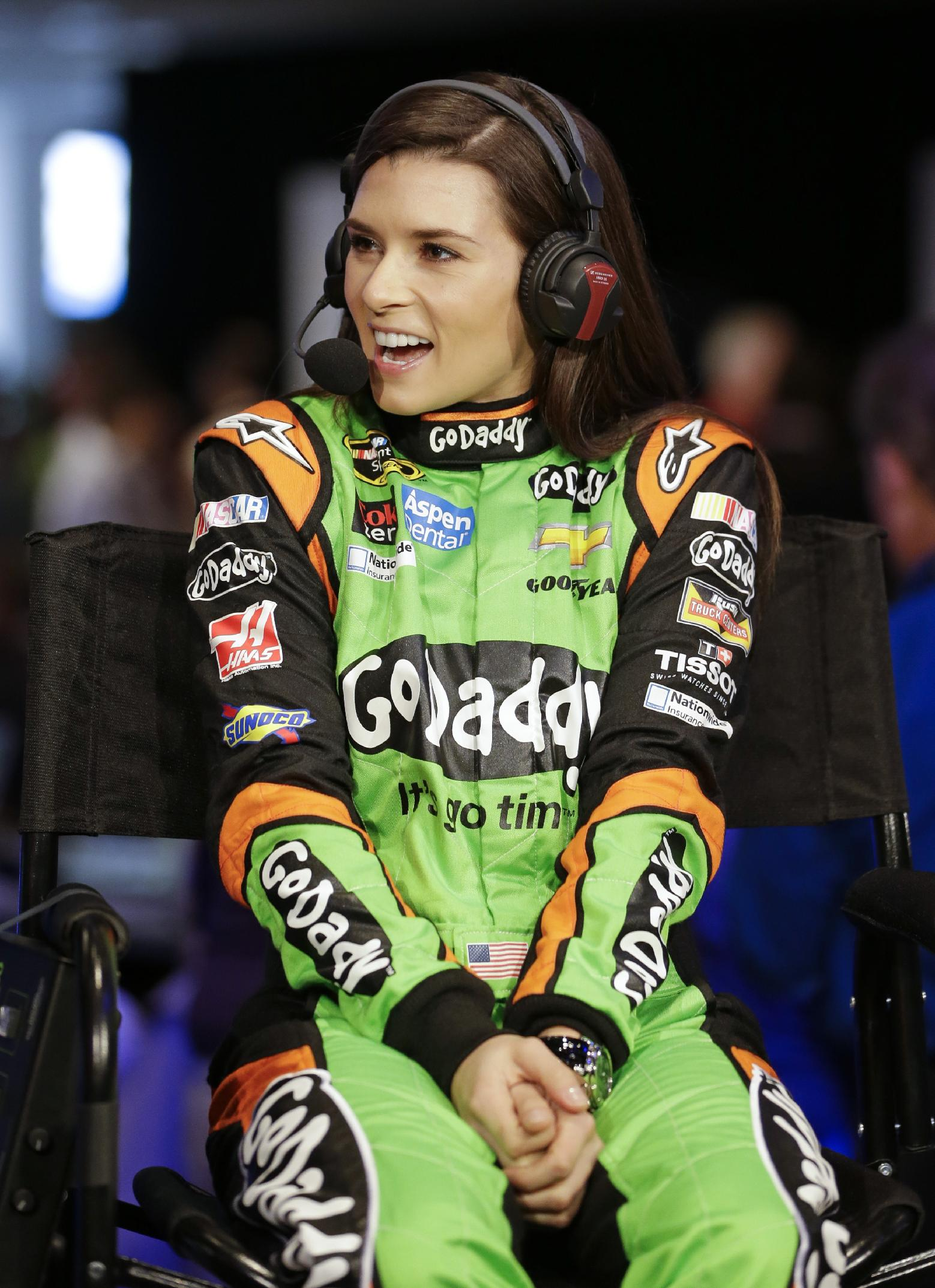 NASCAR's Patrick reacts to Petty's criticism