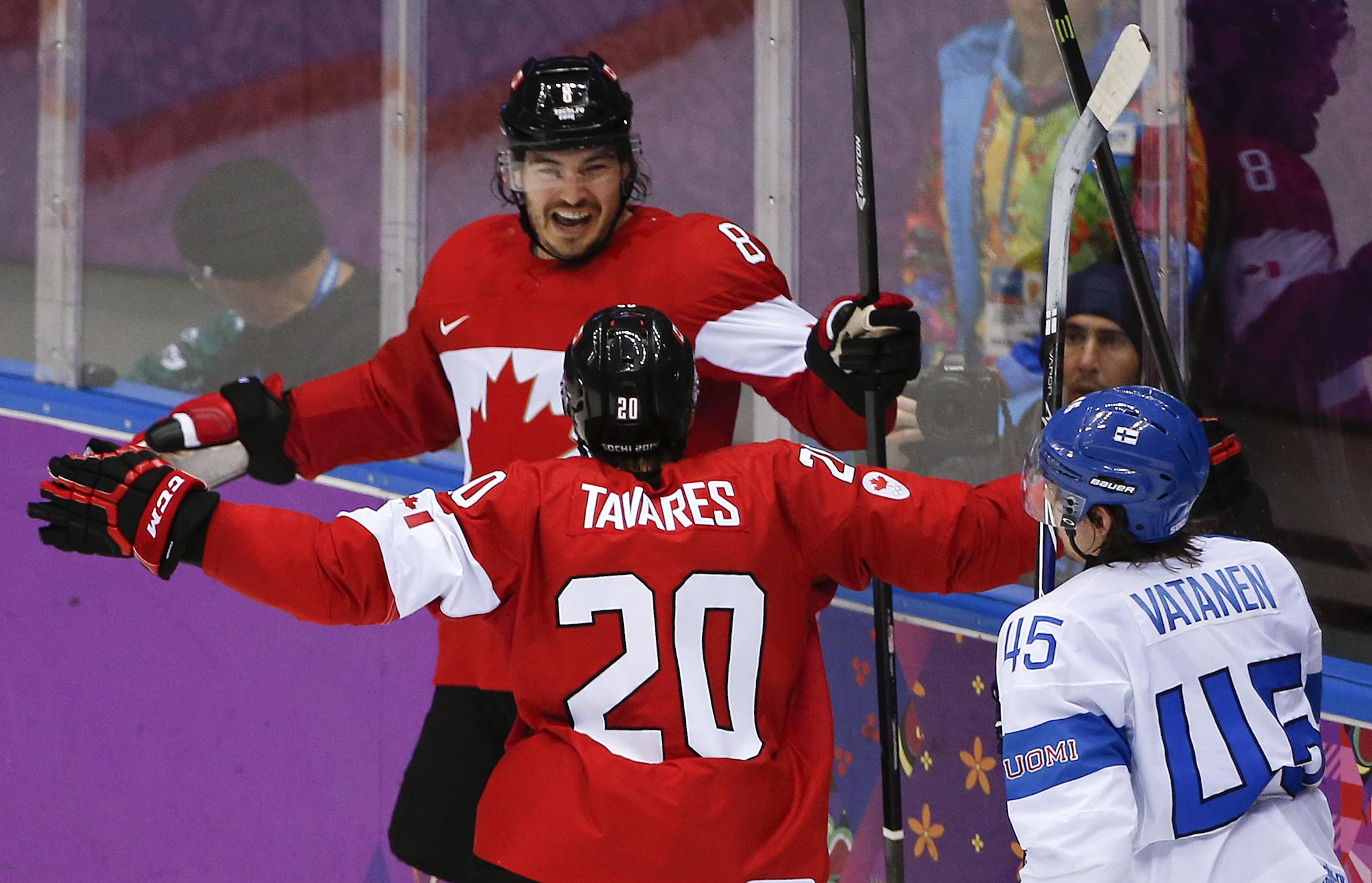 Sochi: Big Ice, Big Test - Team Canada's Cast Of Superstar Forwards Spinning Their Wheels