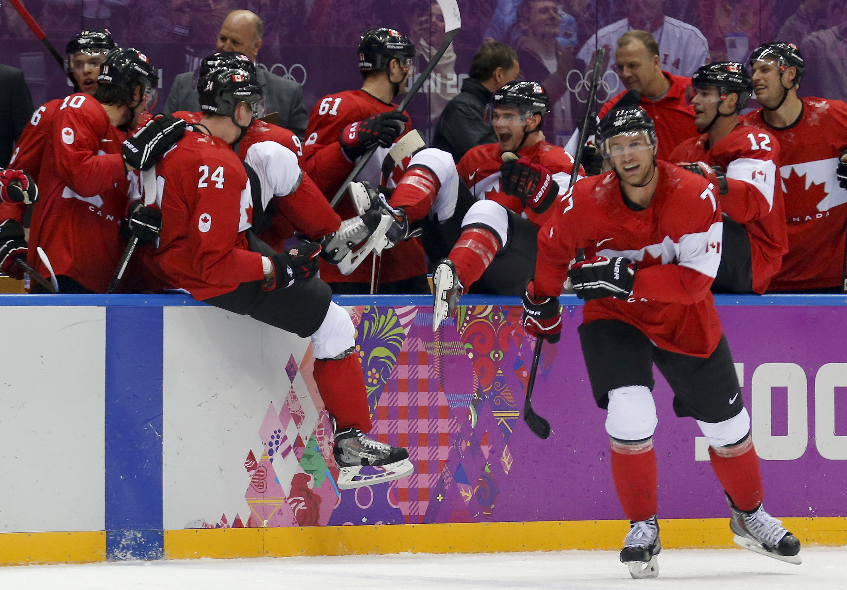 Canada beats US 1-0 to reach gold-medal game