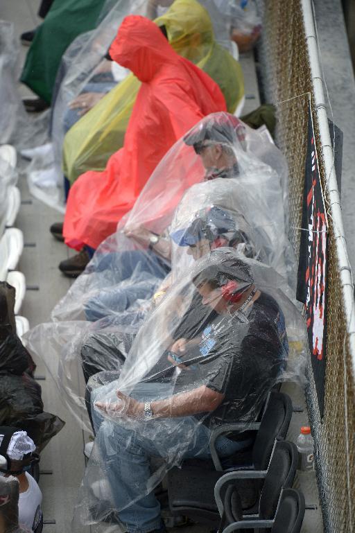 Daytona 500 delays now common in NASCAR's opener