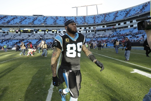 Panthers' Gross retires, WR Smith's future unclear
