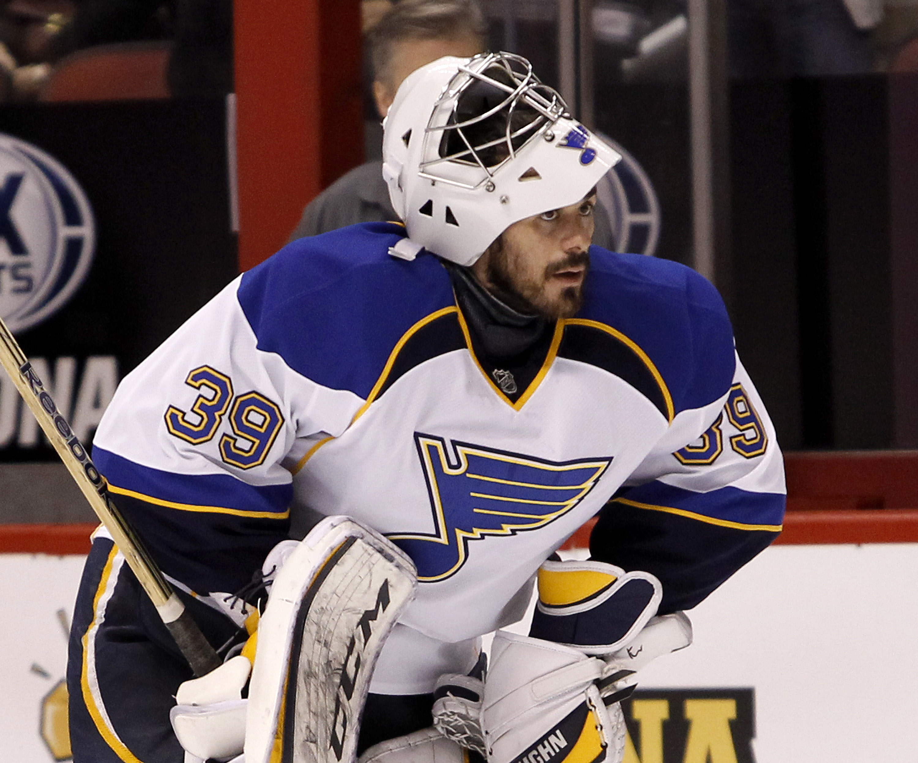 Blues rally past Coyotes 4-2 in Miller's debut
