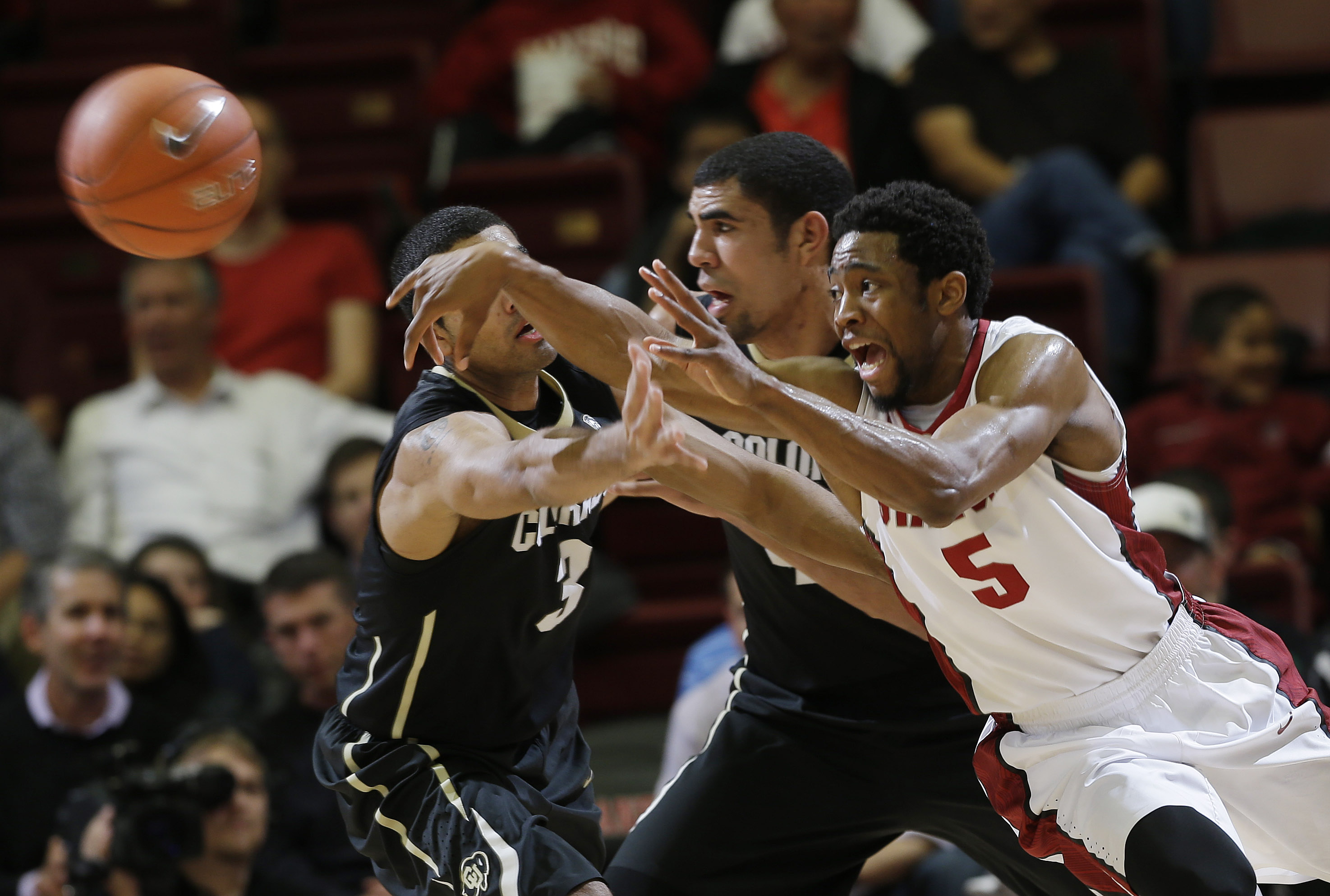 Colorado beats Stanford 59-56 for big Pac-12 win