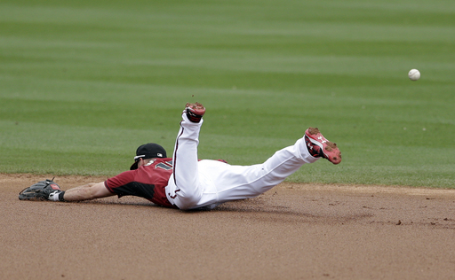 A's, Diamondbacks finish in 8-8 tie in 10 innings