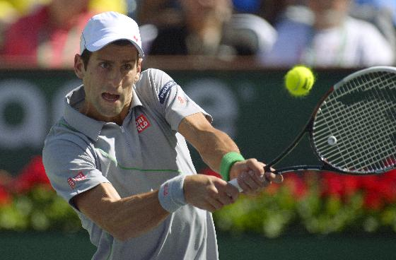 Djokovic, Isner win to reach Indian Wells semis