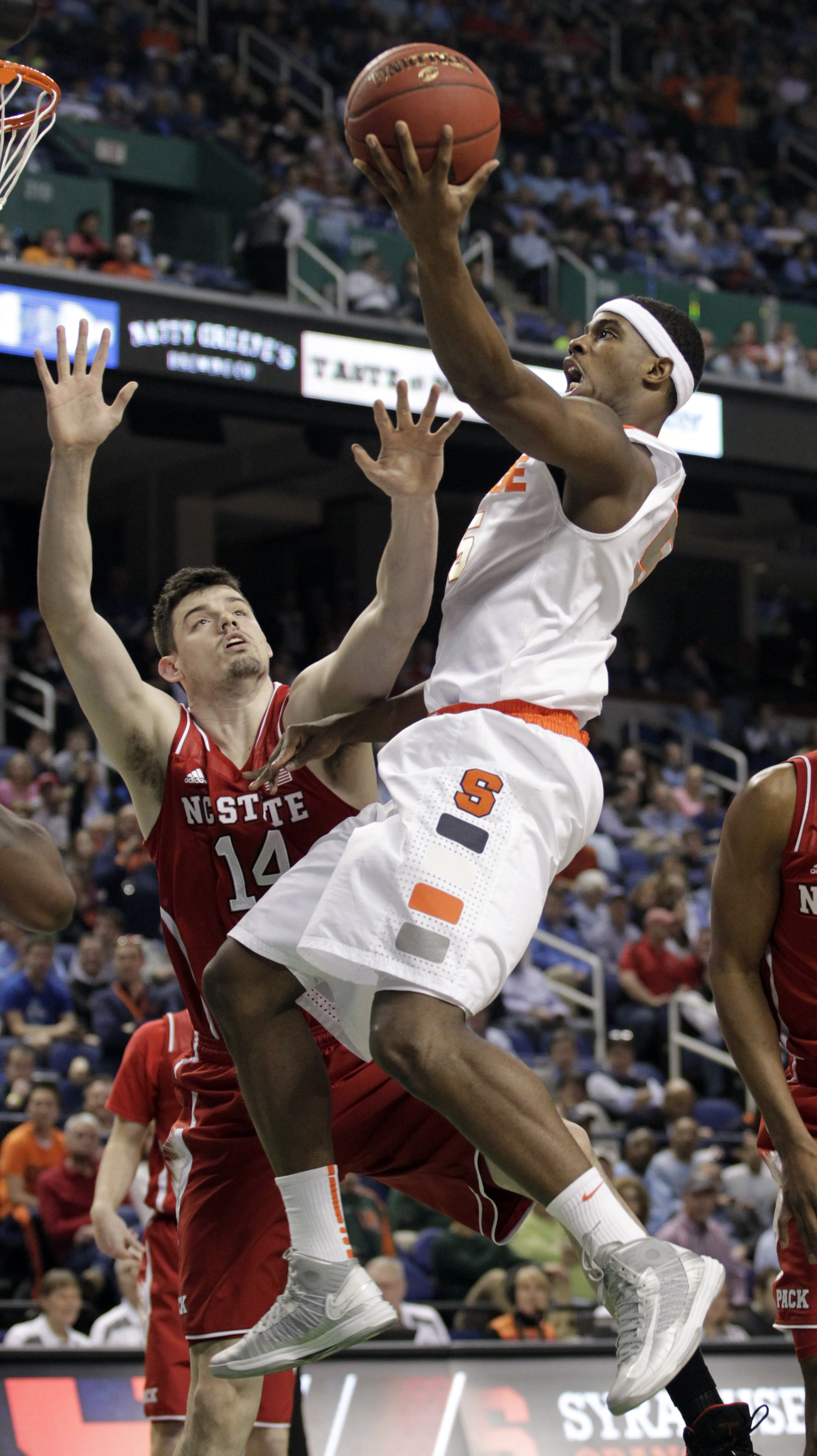 Syracuse gets South's No. 3 seed, to face WMU