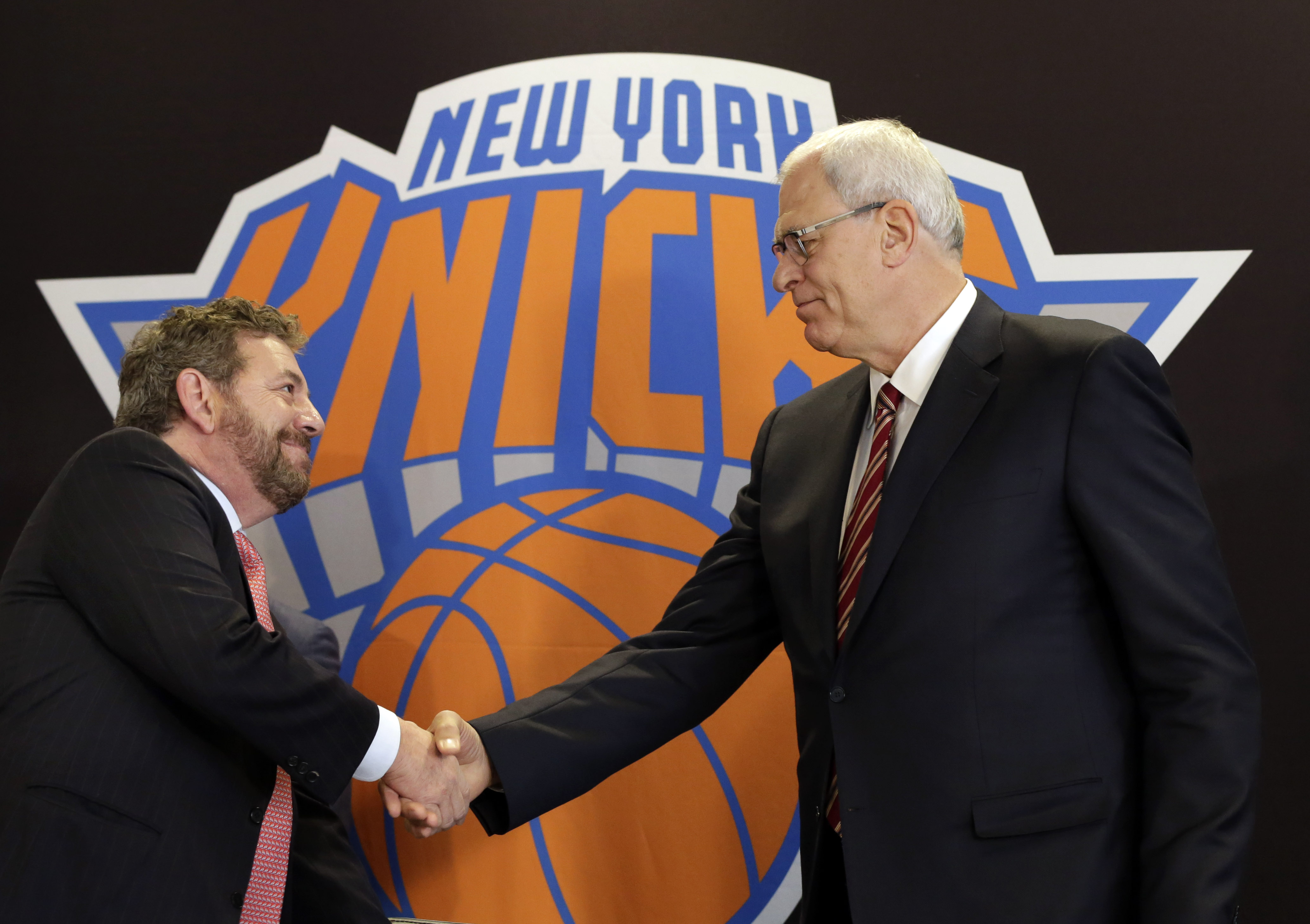 Woodson not mad Knicks wanted Jackson for his job