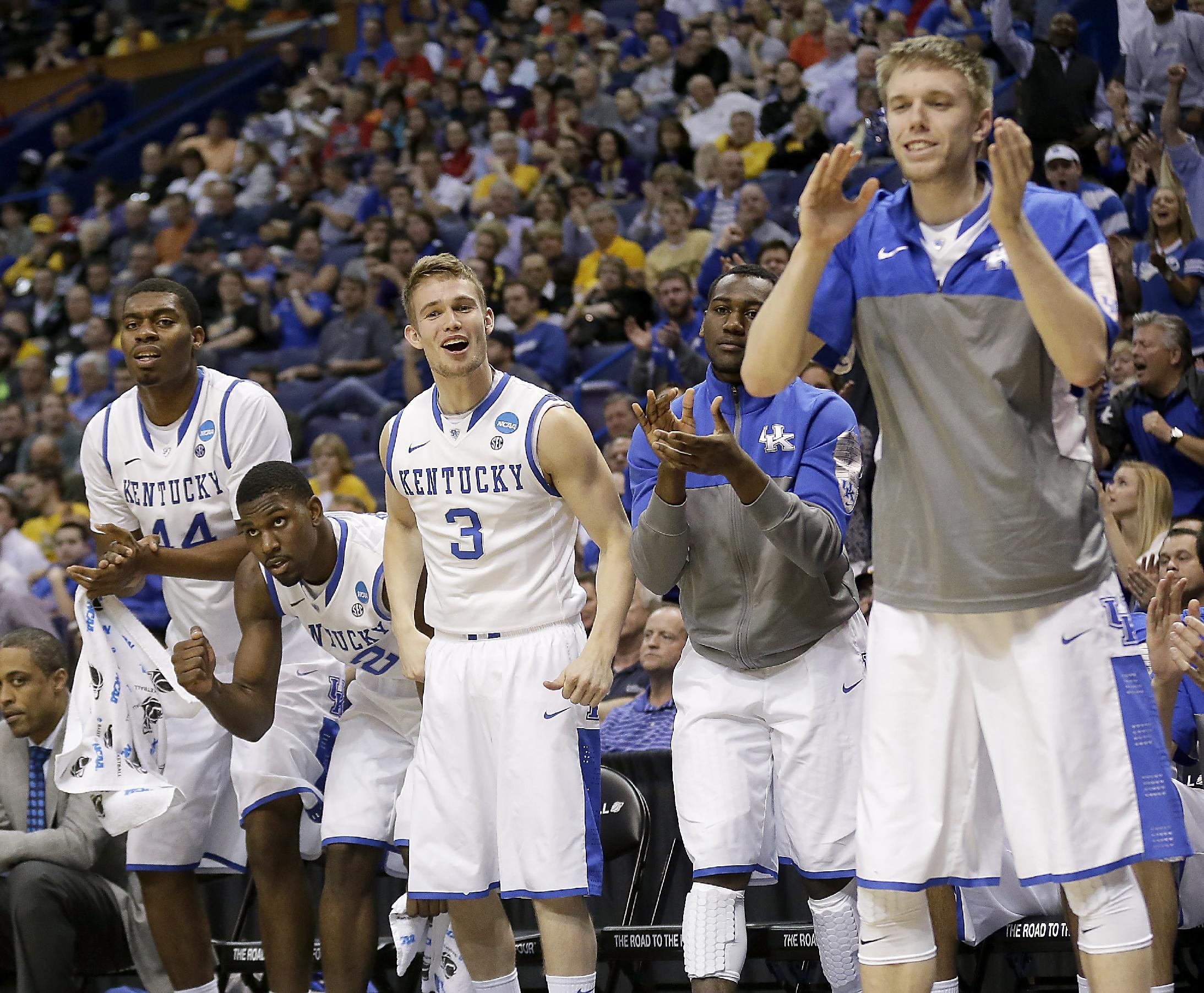 Kentucky, Wichita State ready for Midwest showdown