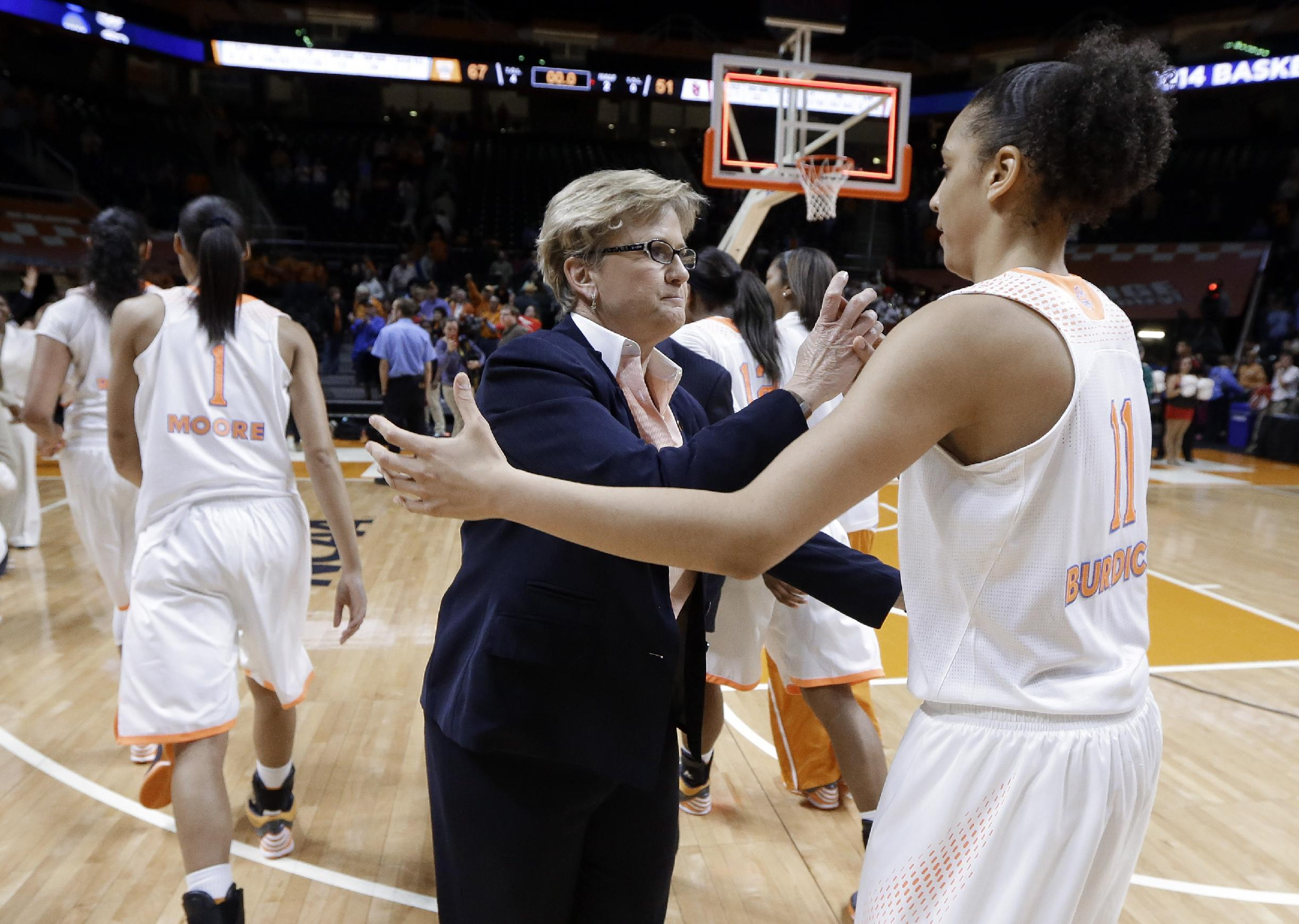 SEC showing its depth in NCAA women's tournament