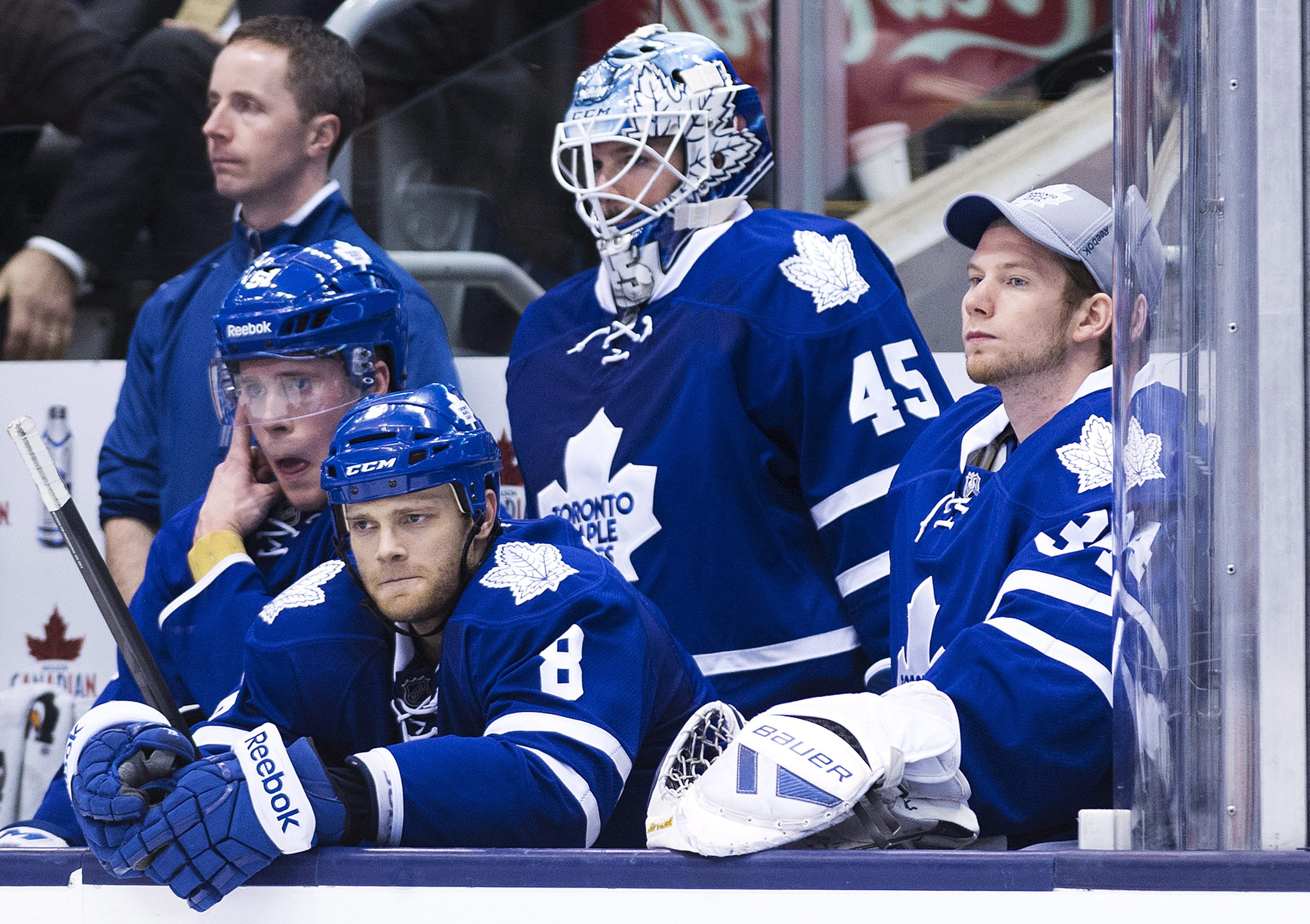 Fear Grips Toronto: Maple Leafs Lose Sixth Straight Game, Fall Out Of Playoff Position