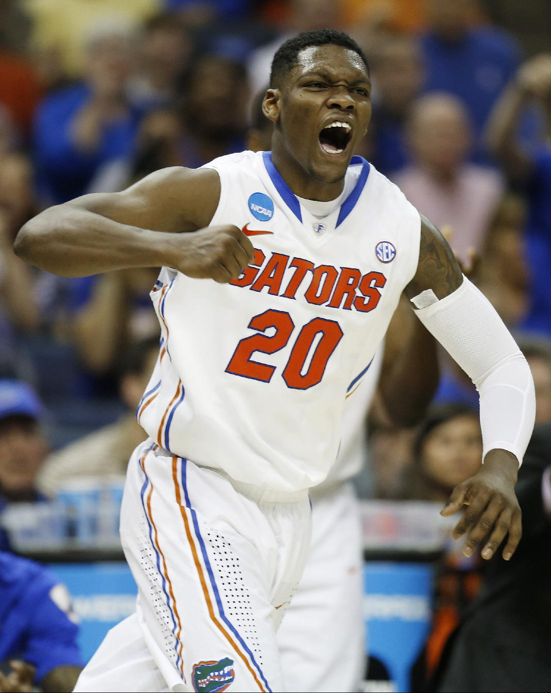 Sharp-shooting Frazier a huge threat for Florida
