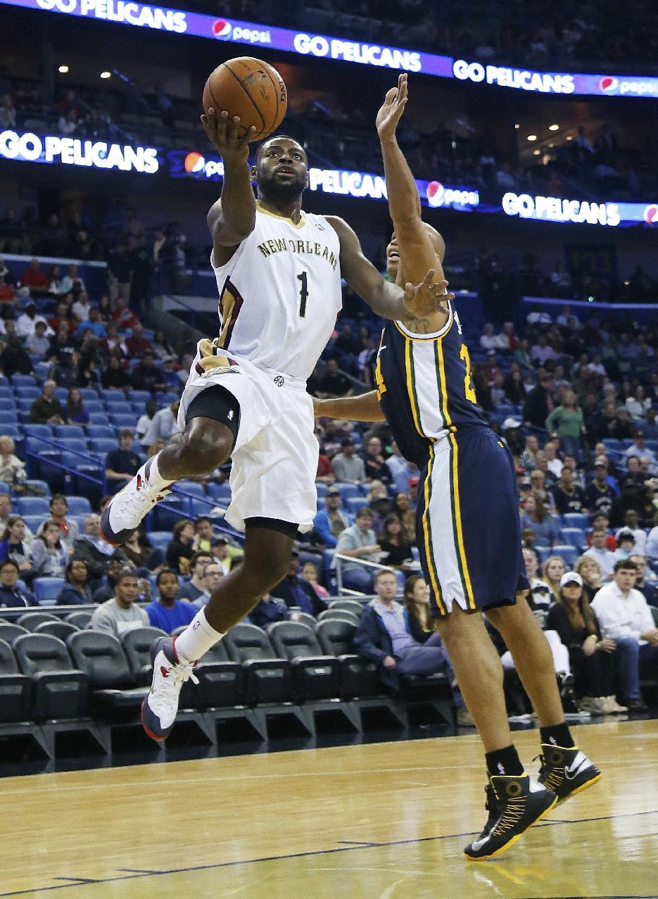 Belinelli, Spurs top Pelicans 96-80; streak at 17