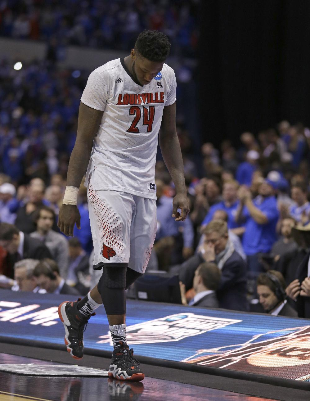 Louisville reflects on end of successful run