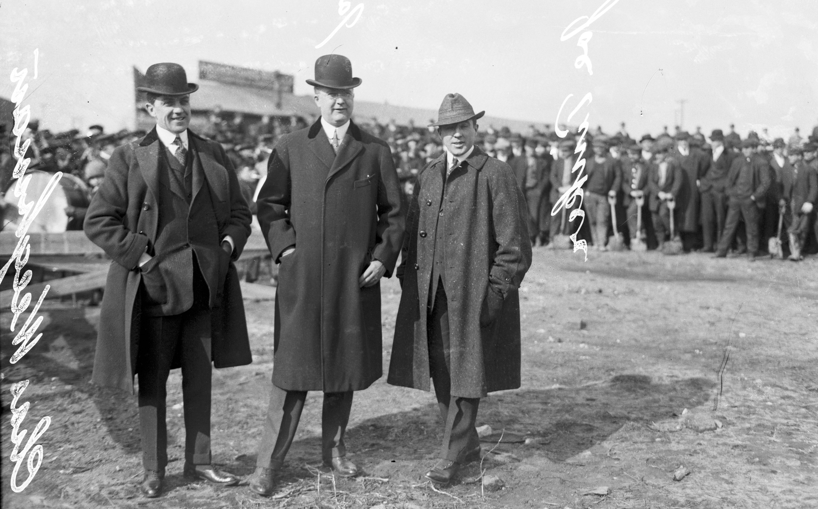 In a century at Wrigley, innovations abound