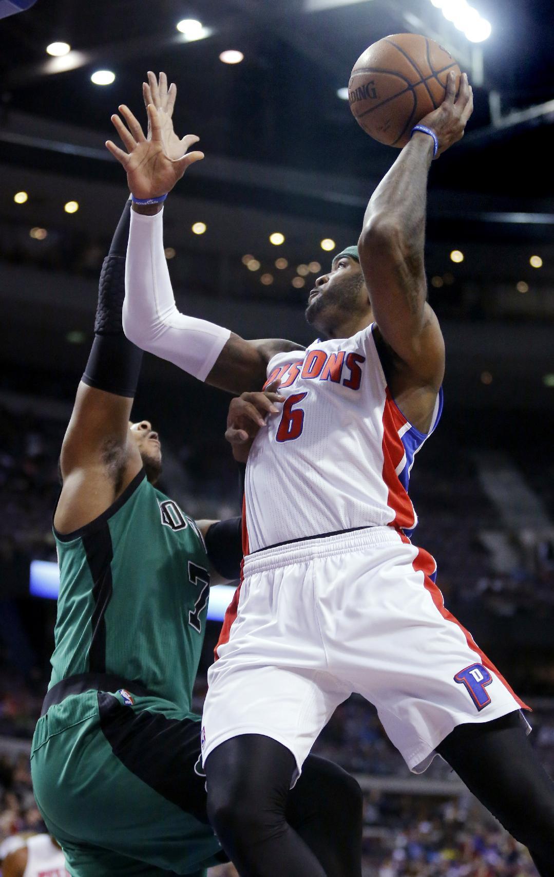 Stuckey has 26, Pistons rally past Celtics 115-111