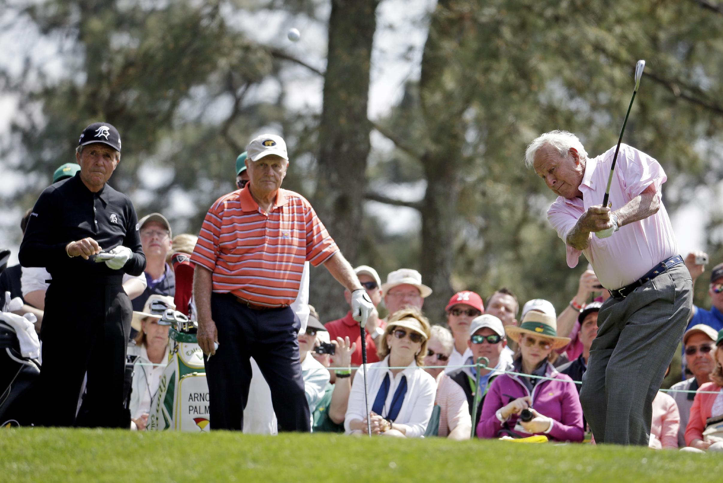 5 memorable rulings at the Masters