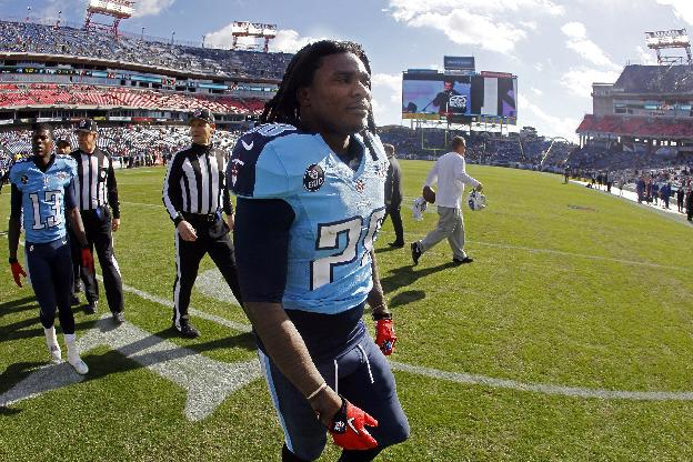 Jets sign former Titans RB Chris Johnson