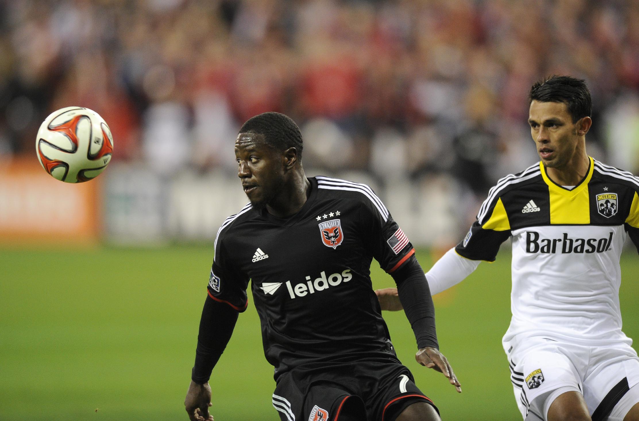 MLS fines Crew defender Gonzalez for embellishment