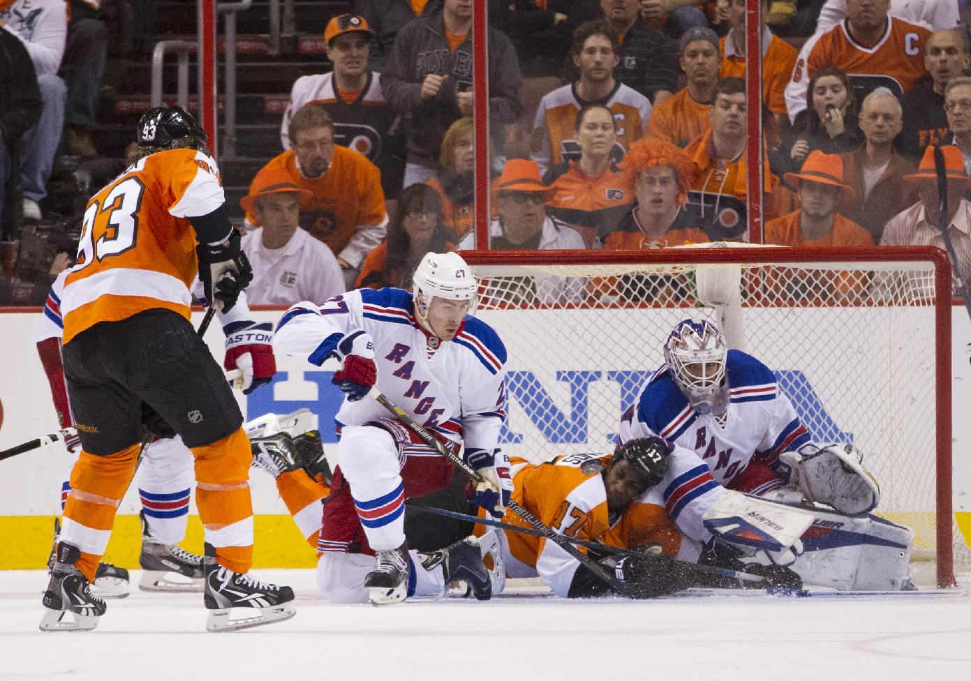 Flyers lack punch at home on power play