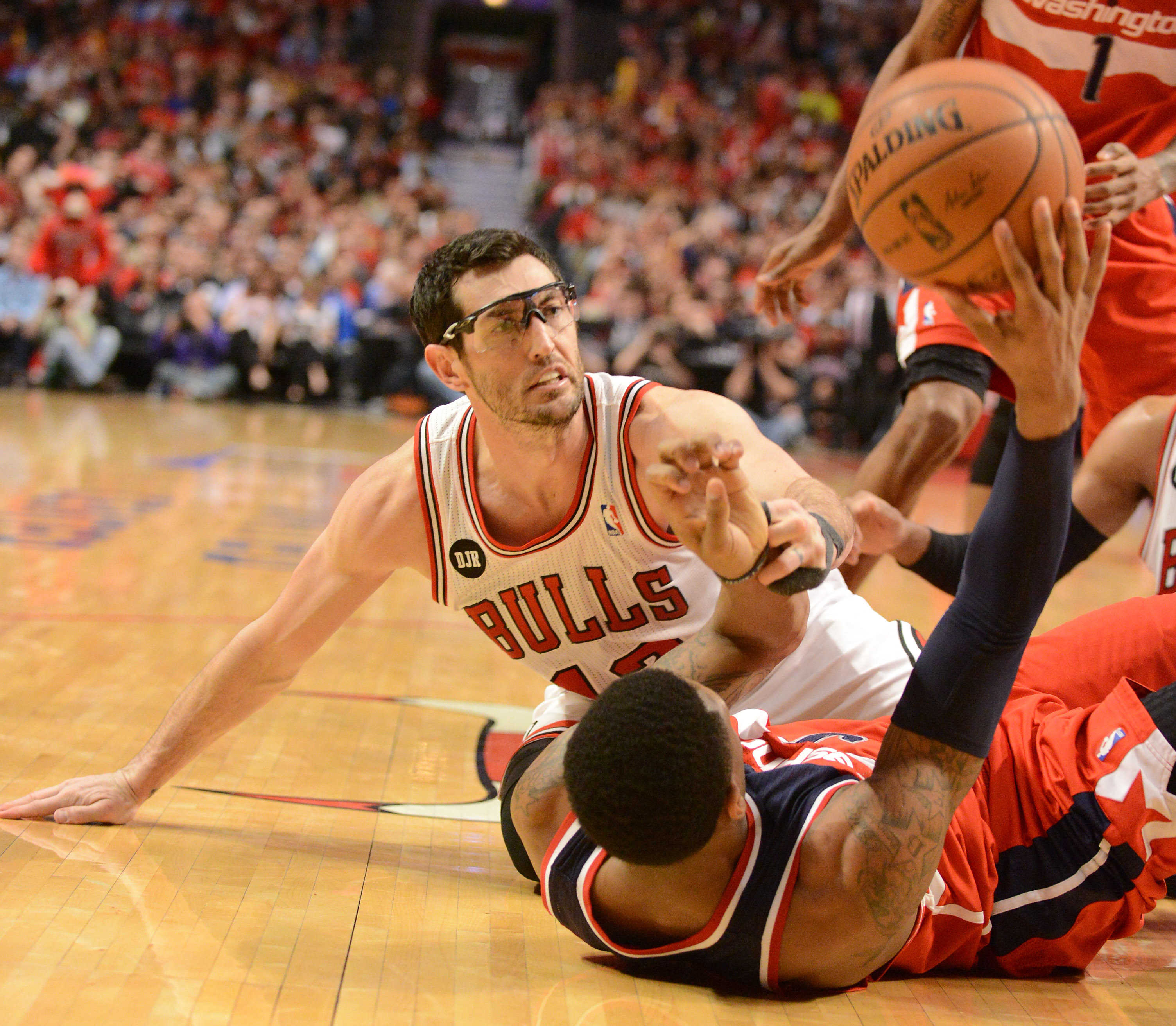 Wizards back home with 2-0 lead over Bulls