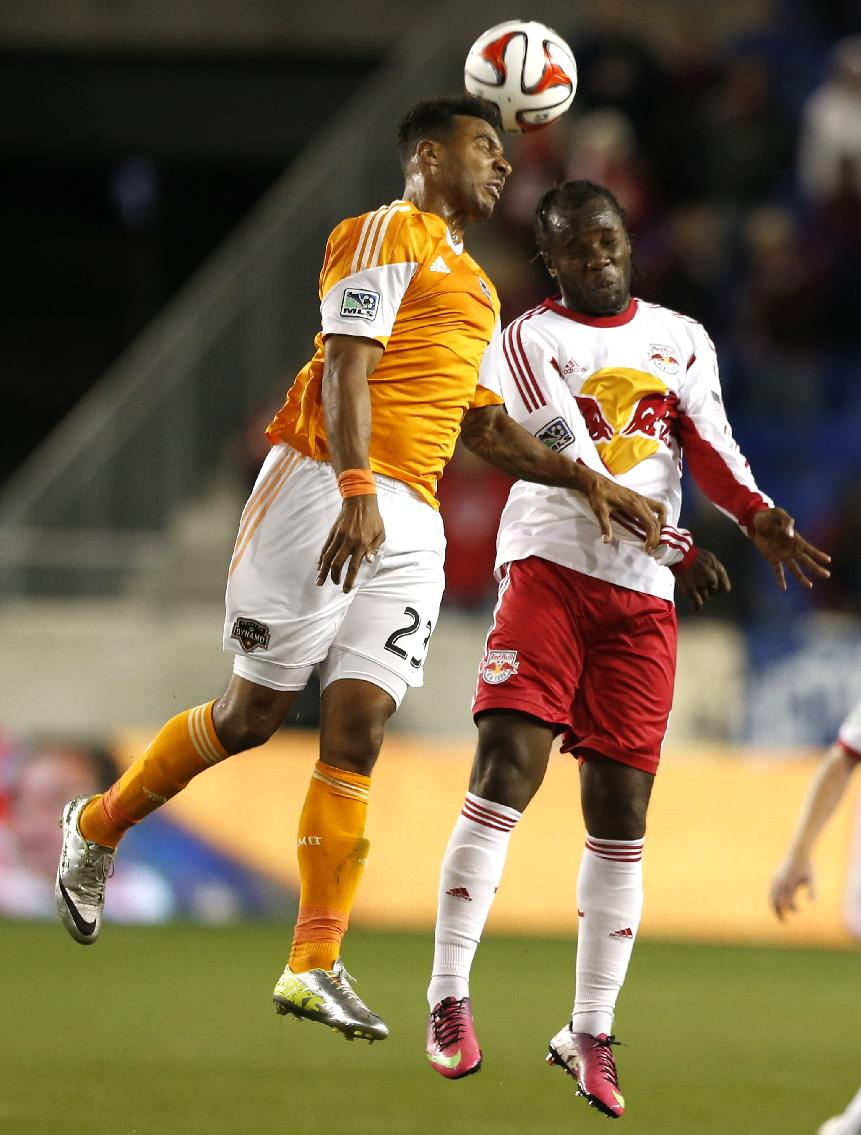 Wright-Phillips leads Red Bulls past Dynamo 4-0