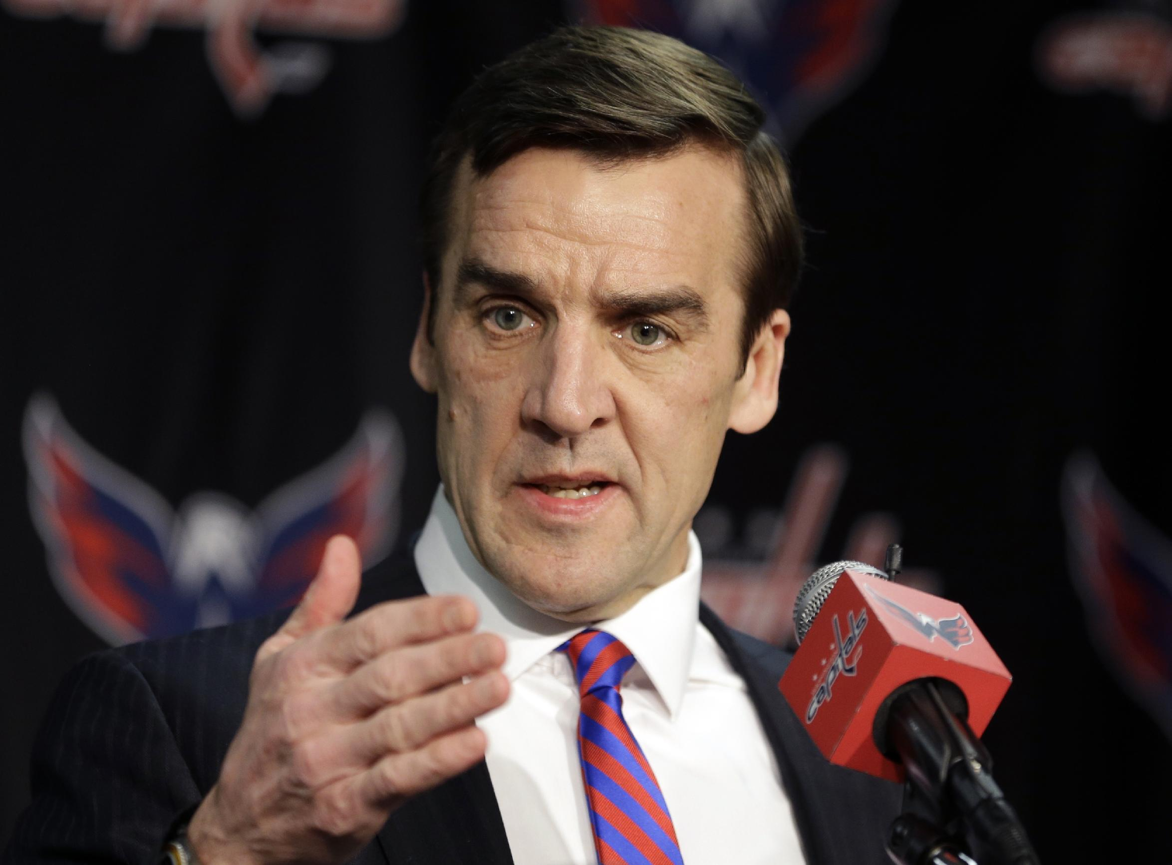 McPhee, Oates Dismissed: Adversity Can Teach, But Can The Washington Capitals Learn?