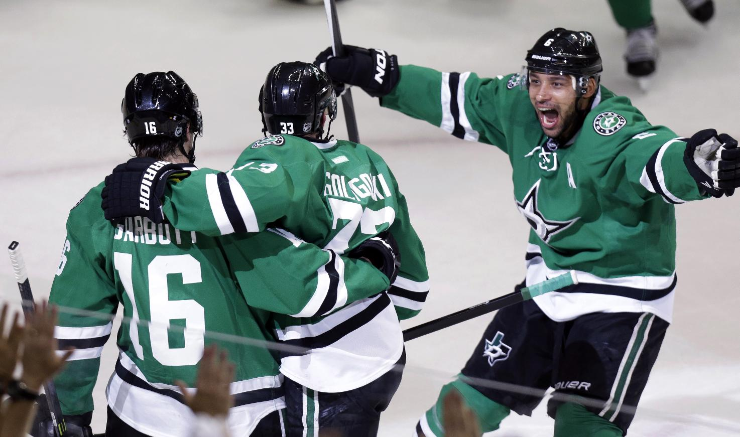 Ducks beat Stars 5-4 in OT to clinch series in 6