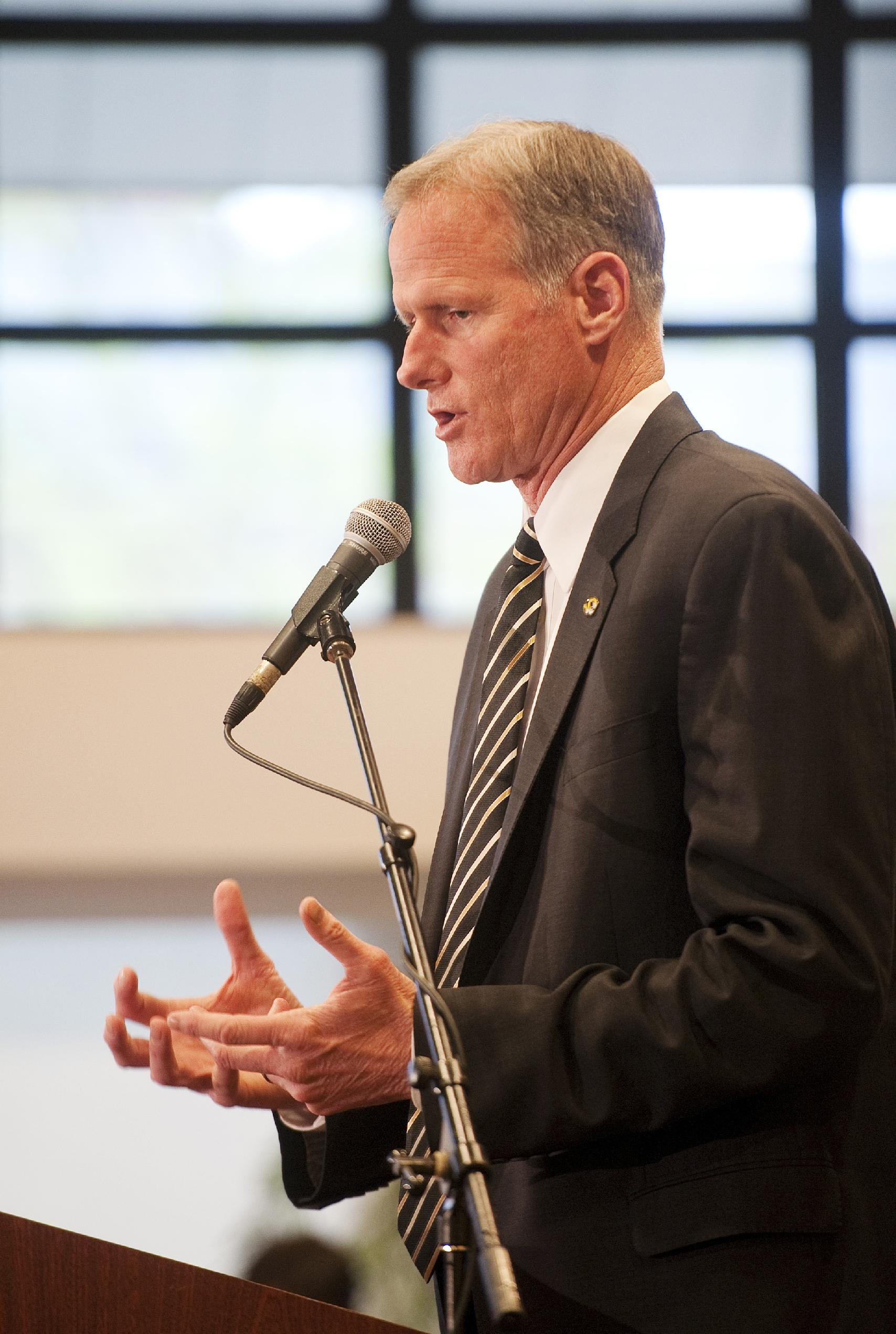 New Missouri coach gets 'dream job'