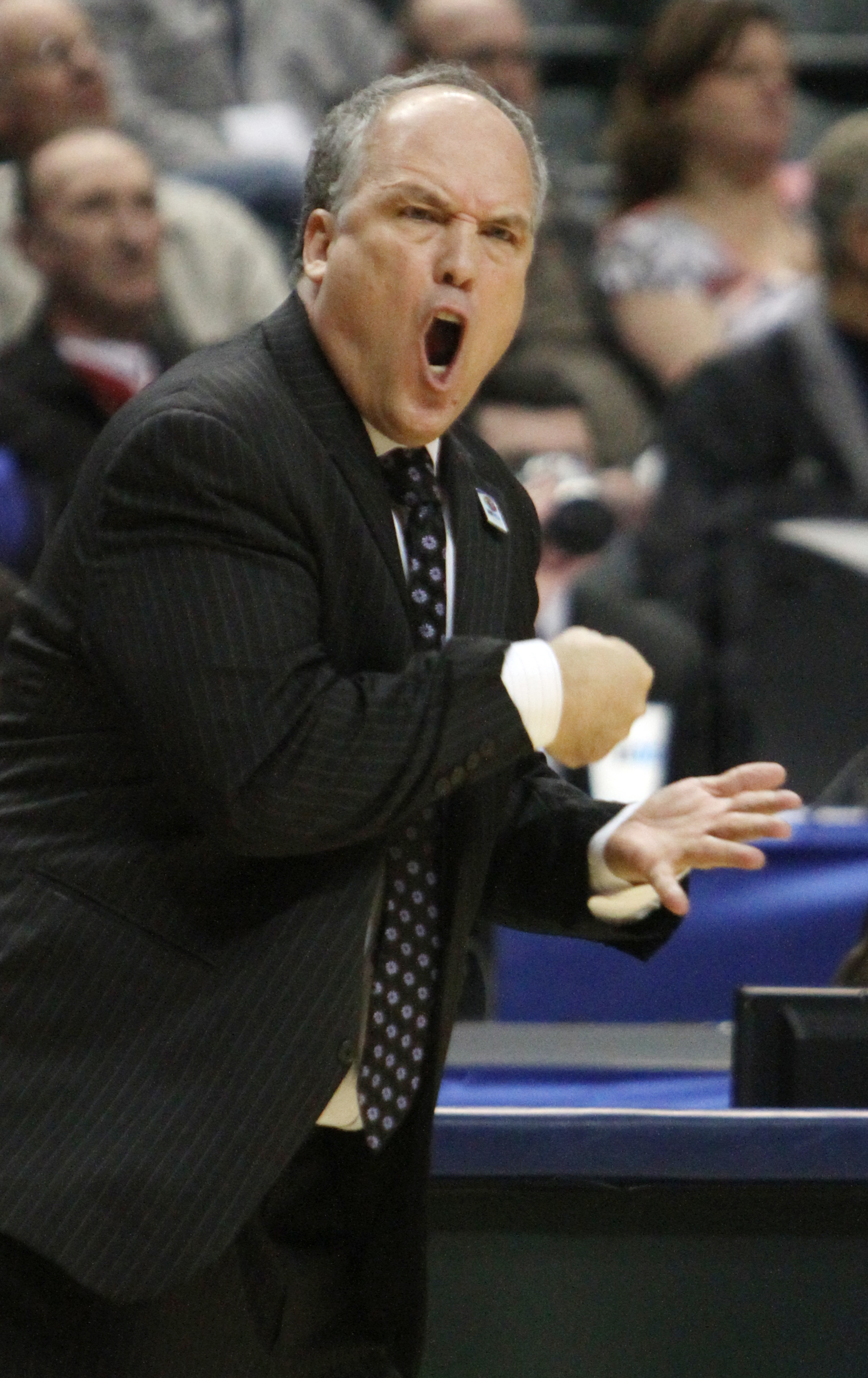 Southern Miss introduces Sadler as new coach