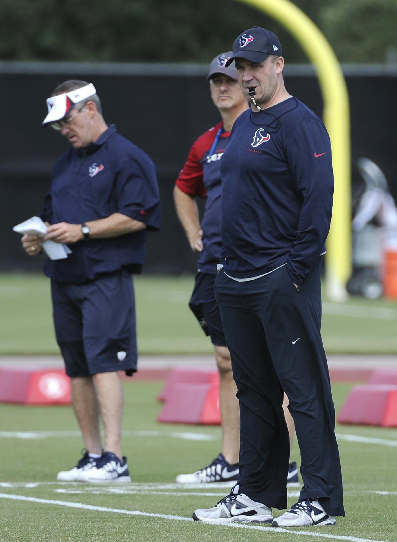 Bill O'Brien era begins in Houston