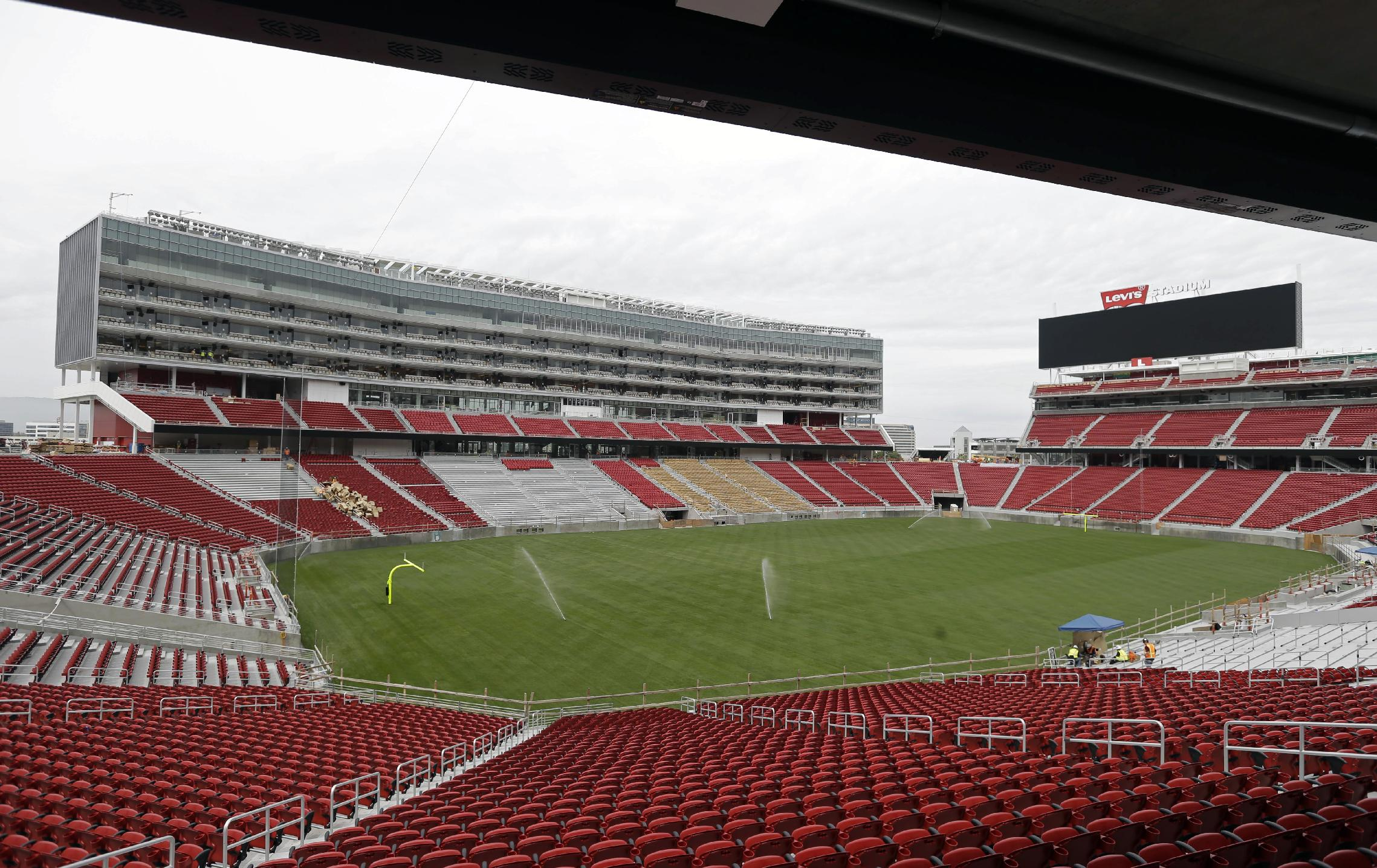 Pac-12 mulls moving title game to 49ers stadium