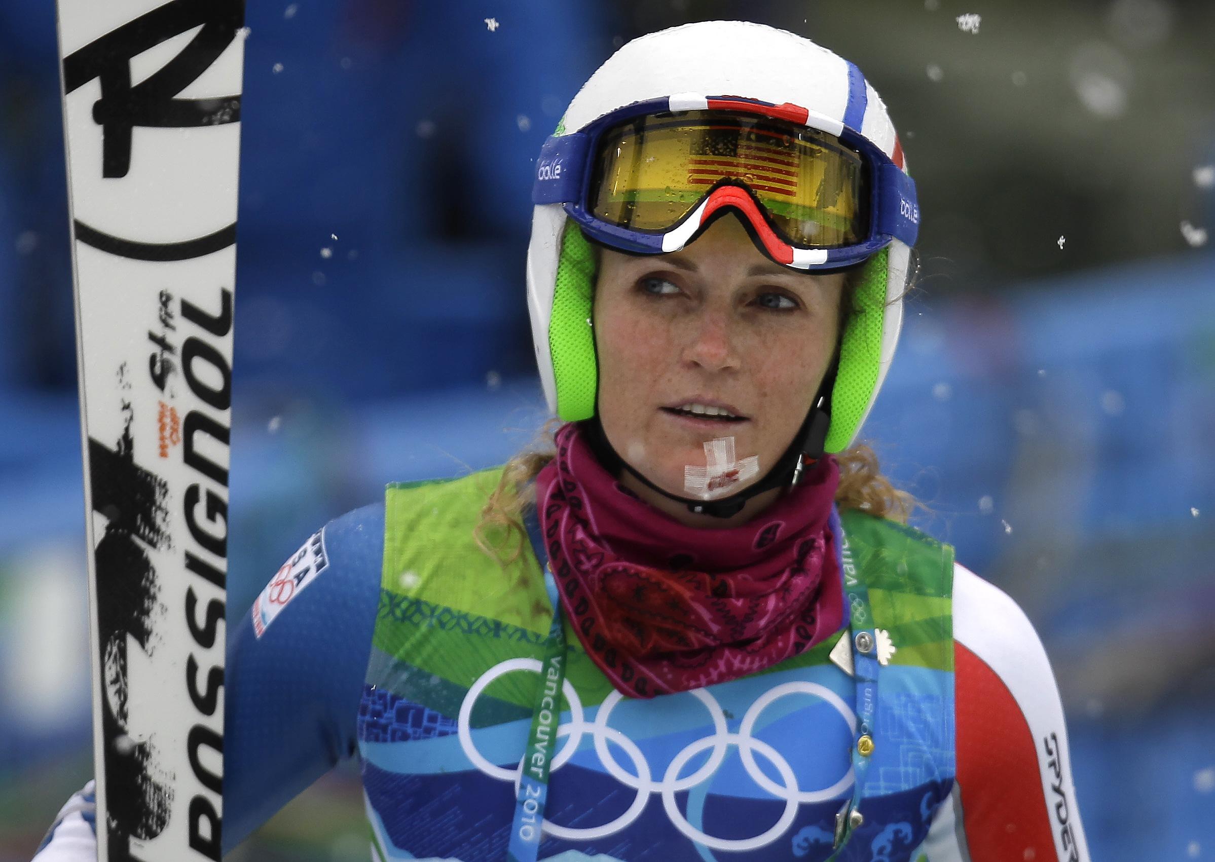 Schleper returns to slopes, will ski for Mexico