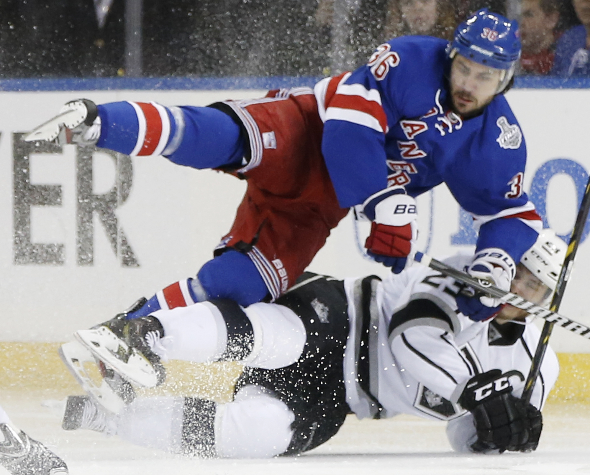 A Little Luck, A Lot Of Lundqvist: Rangers Survive Kings' Onslaught In Game 4, Send Stanley Cup Final Back To L.A.