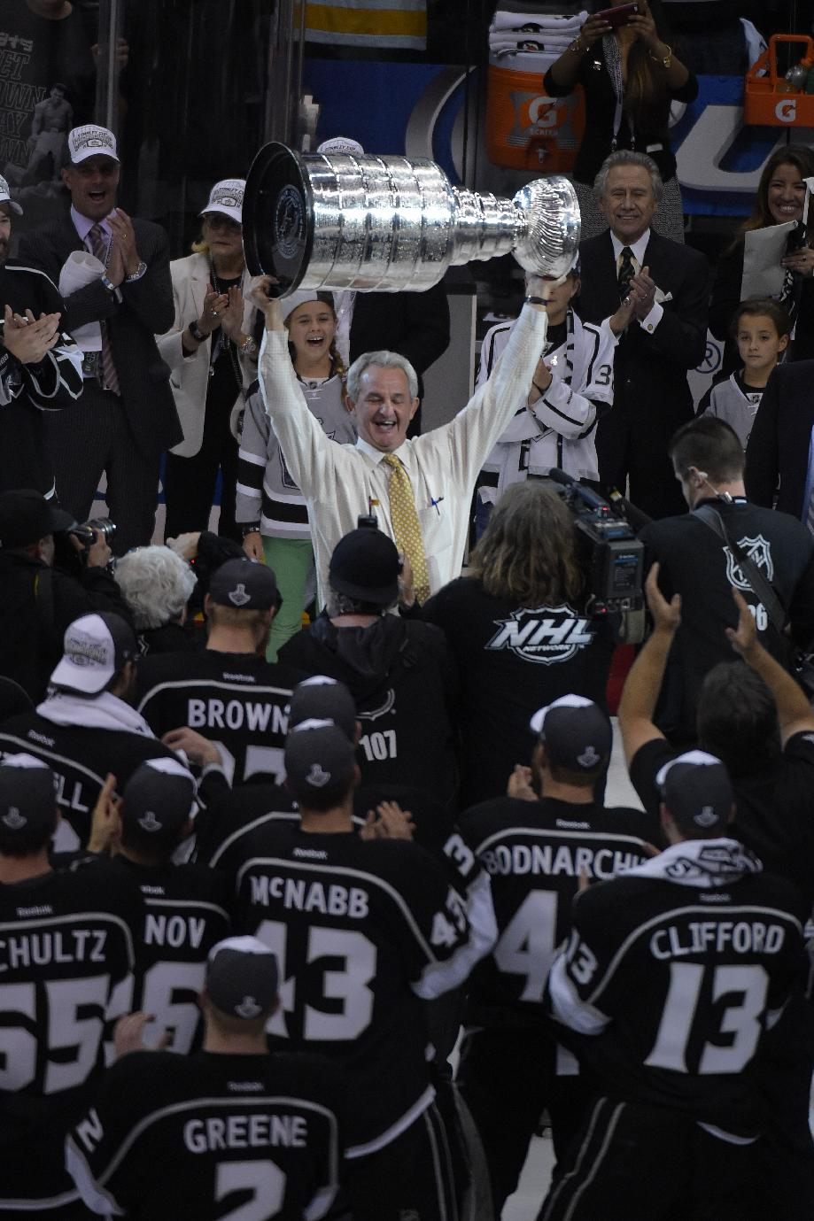 LA Kings celebrate 2nd title and plot 3rd run