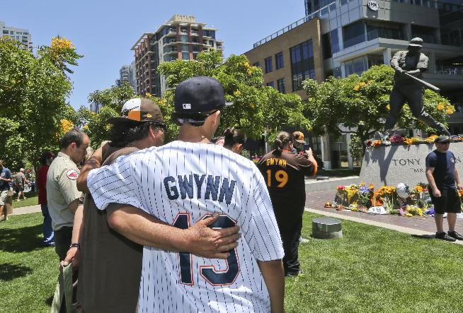 5 things to remember about Gwynn, who dies at 54