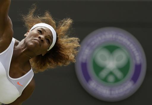 Djokovic, Serena seeded No. 1 for Wimbledon