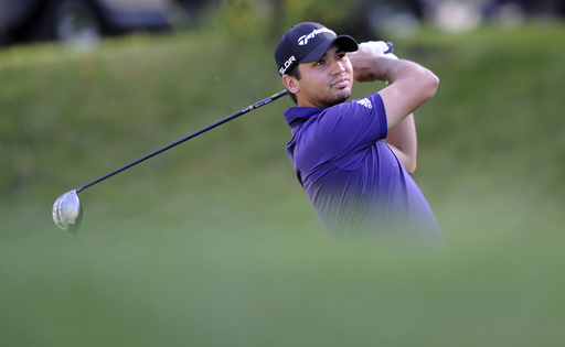 Aussies share 2nd-round lead at Quicken Loans