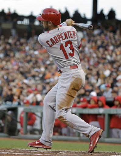 Wainwright stymies Giants in Cardinals' 2-0 win