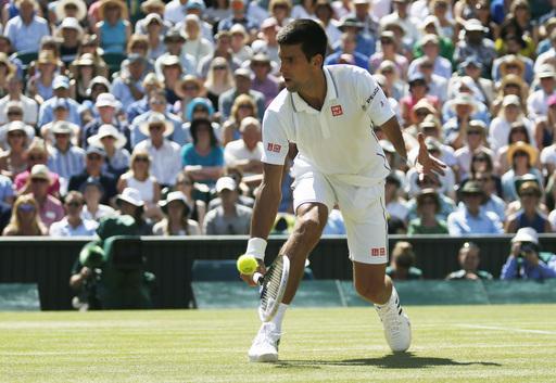 Youth got served: Federer-Djokovic Wimbledon final