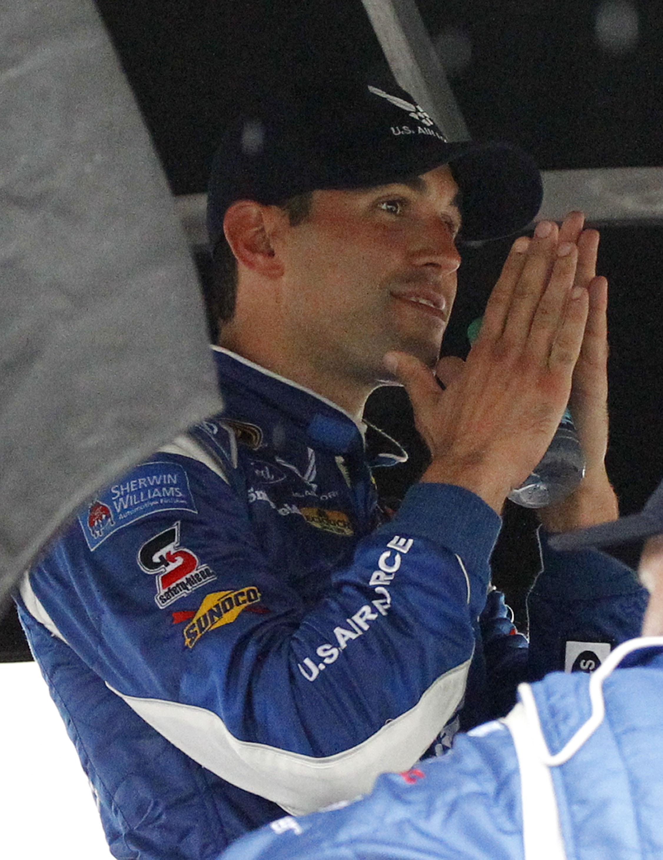 NASCAR made right call to pull plug at Daytona