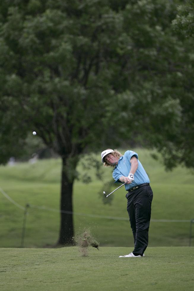 Canada's Sloan wins Nova Scotia Open