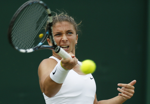 Errani, Scheepers reach quarters at Gastein Ladies