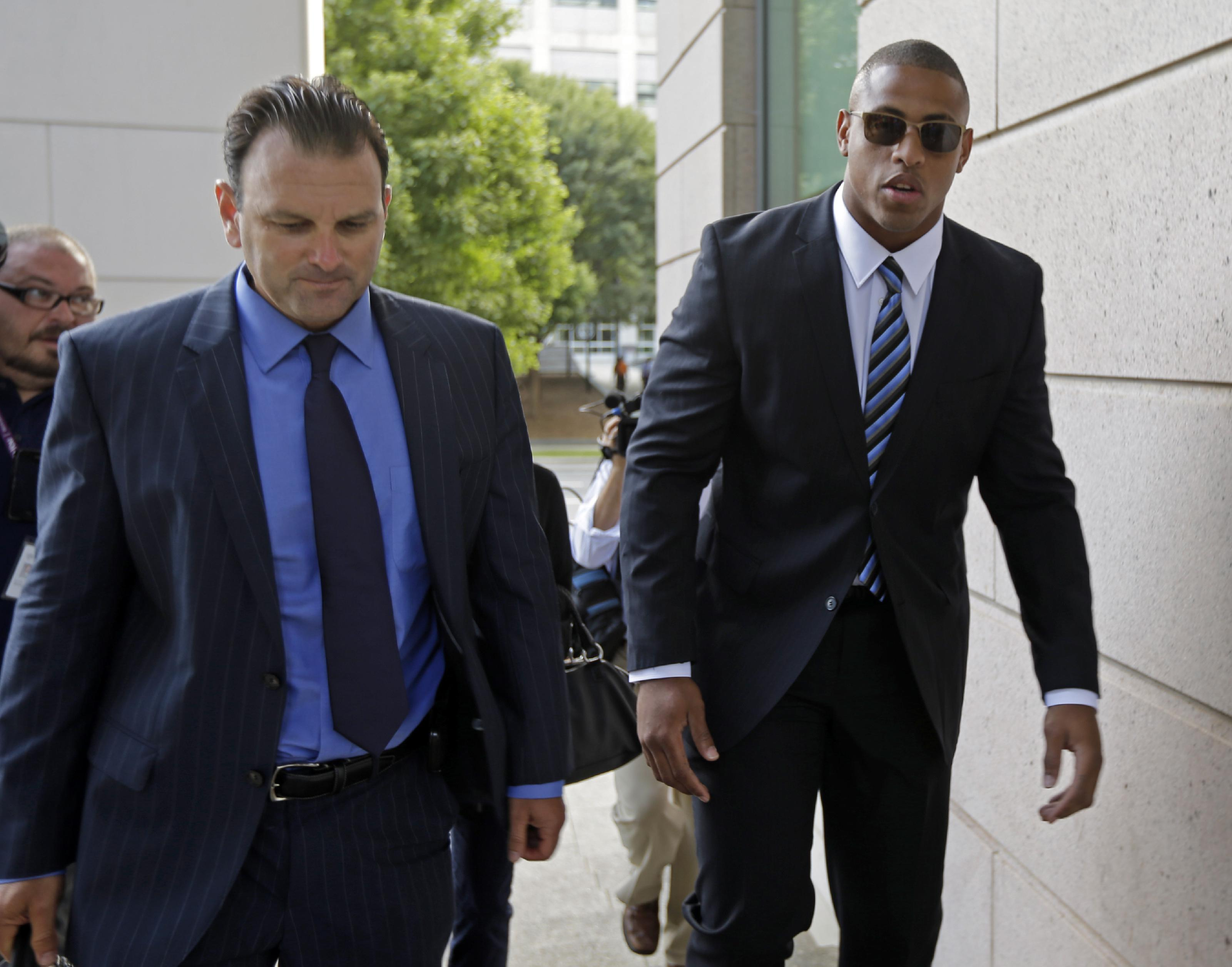 Hardy guilty on 2 counts of domestic violence