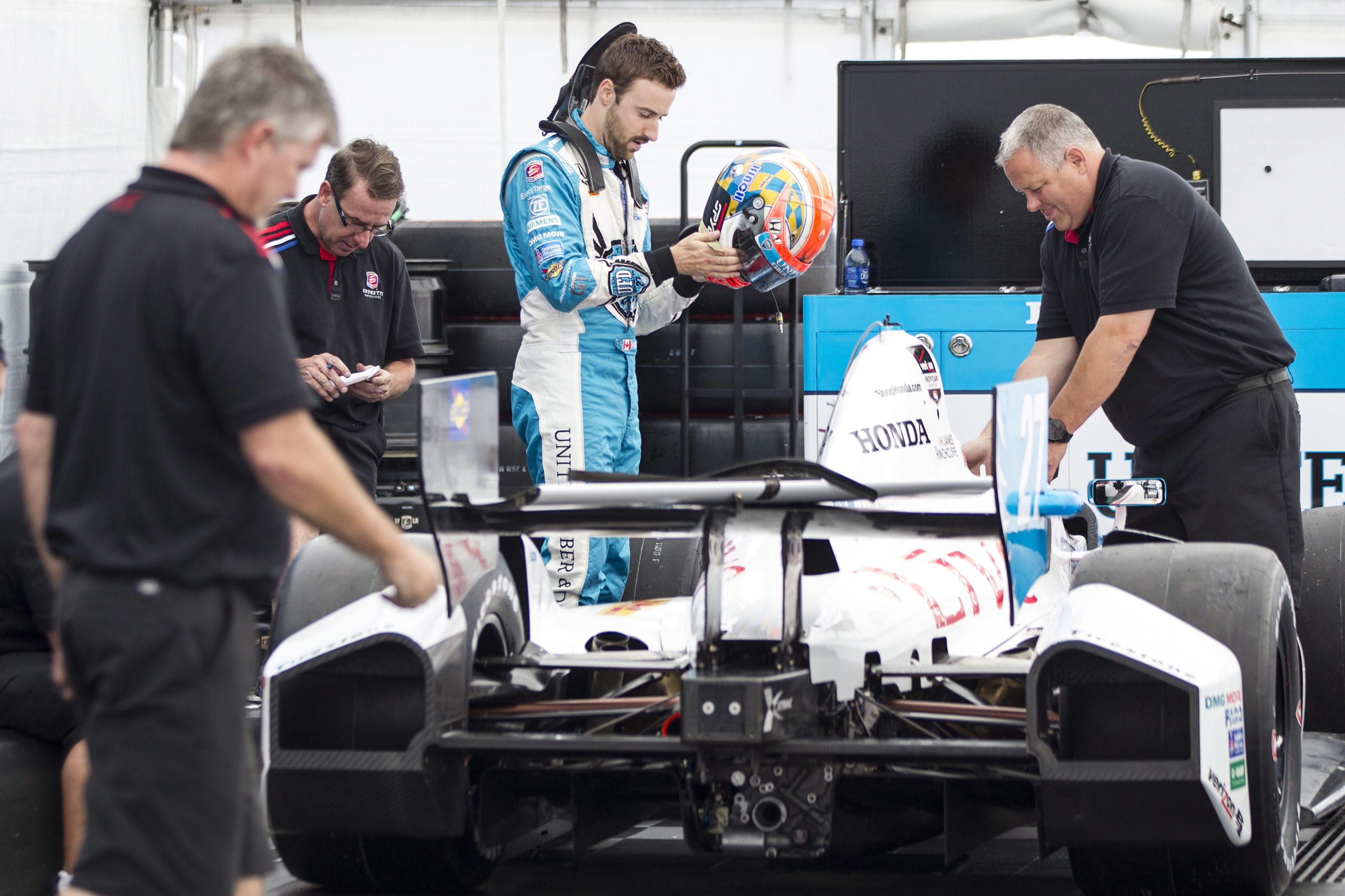 Hinchcliffe hopes for success at home in Toronto