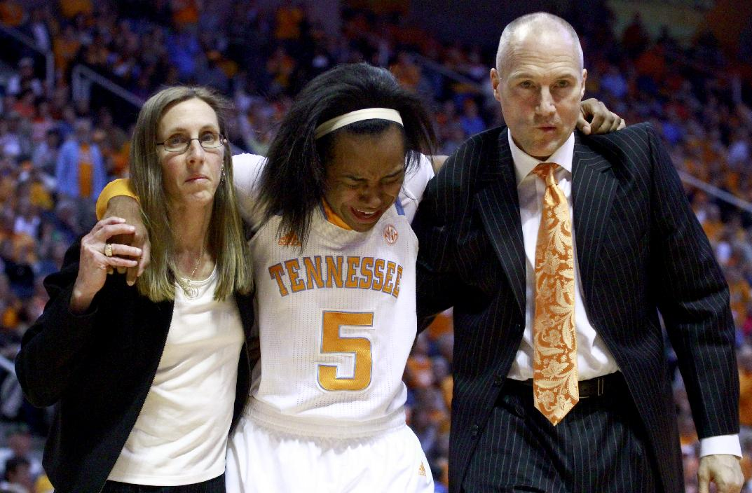 Trial date moved in ex-Lady Vols officials' suit